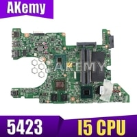 11289-1 motherboard For DELL 5423 motherboard For DELL Inspiron 14Z-5423 motherbard I5 cpu original Test notebook