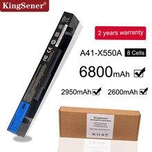 KingSener Nouveau A41-X550A batterie dordinateur portable pour asus A450 A550 F450 F552 K450 K550 P450 P550 R409 R510 R510C X450 X550 A41-X550