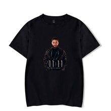 2019 człowieka malumaT shirt hip-hop z krótkim rękawem T-shirt i maluma mężczyźni moda luksusowy wypoczynek bawełniane koszulki moda na co dzień