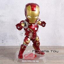 Egg Attack EAA-004 Iron Man Mark MK 43 Action Figure Collectible Model Toy