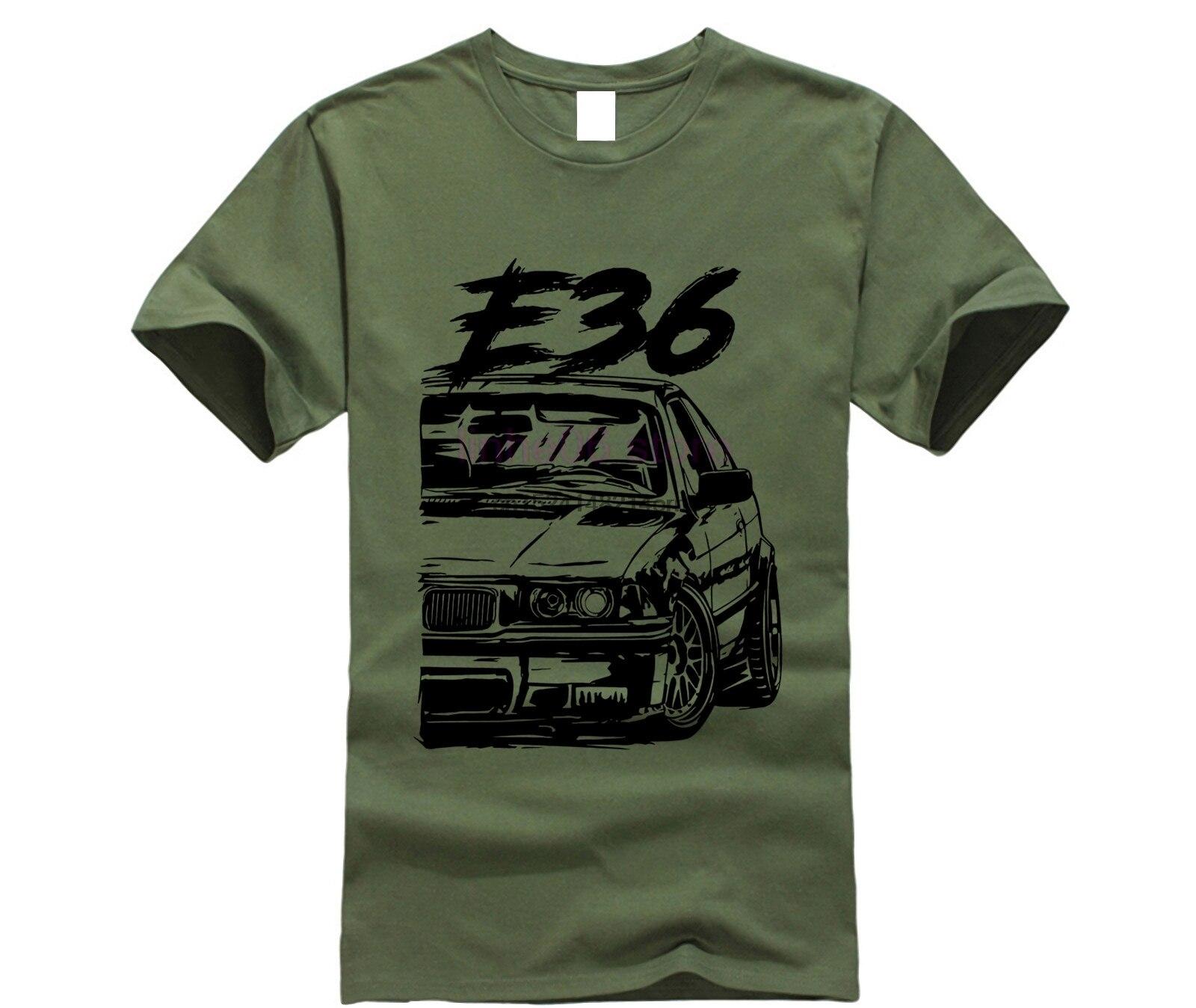 Hombres cuello redondo manga corta algodón personalizado gran tamaño Primer conor mcgregor camiseta divertida PILA DE E36 variaciones camiseta los hombres camisetas