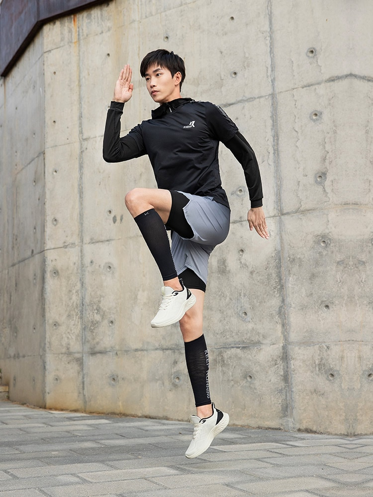 361 men's shoes sports shoes 2021 spring new net running shoes soft sole casual shoes men's shock absorption running shoes