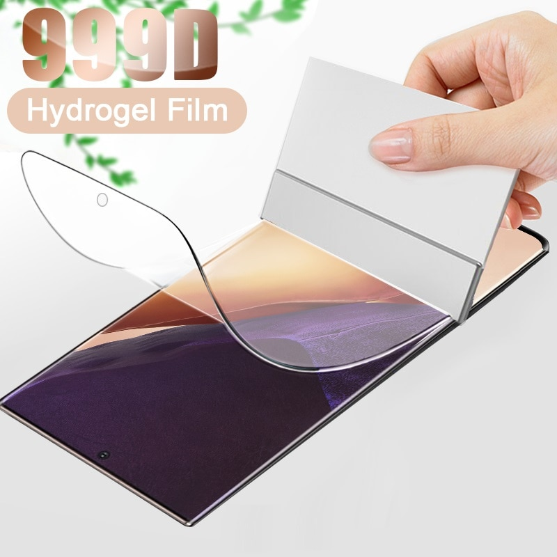 9D Protective For Samsung Galaxy A6 A7 A8 2018 Plus A3 A5 2017 ScreenProtector A 3 5 6 7 8 full cover Hydrogel Film Glass
