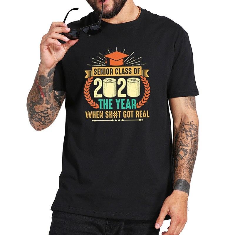 Camiseta Retro de algodón con cuello redondo para 100%, camisa informal con...