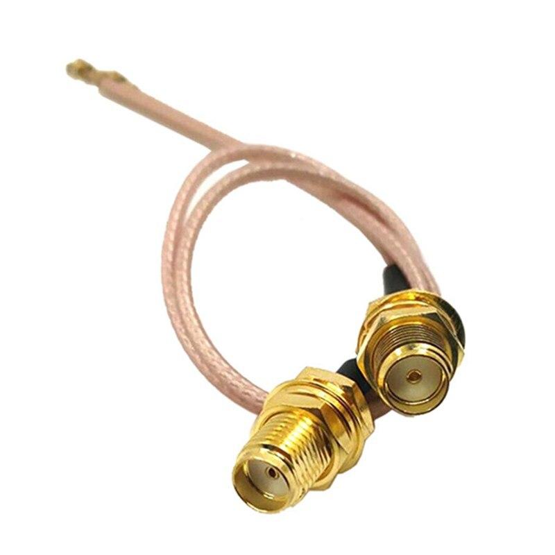 LC52 Cable de alimentación Sata Molexe Serial ATA adaptador de corriente de...
