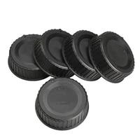 5pcs Rear Lens Cap Cover for All Nikon AF AF-S DSLR SLR Camera LF-4 Lens