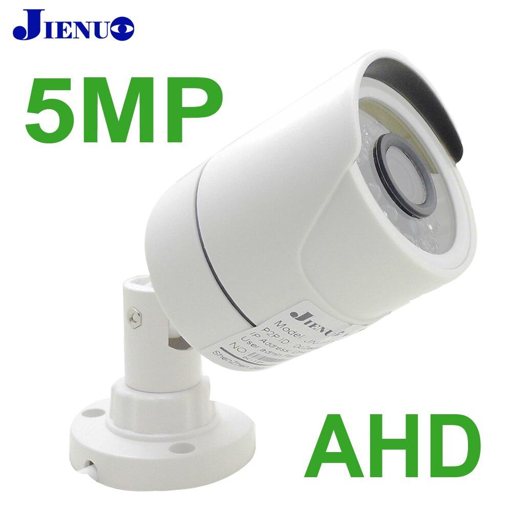 Камера Наружного видеонаблюдения HD, водонепроницаемая, AHD, 1080P, 4 МП, 5 Мп