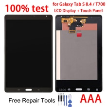 Pour Samsung Galaxy Tab S 8.4 / T700 écran LCD + remplacement de lécran tactile pour numériseur assemblage Galaxy Tab S 8.4 / T700