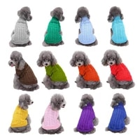 pet dog clothes teddy puppy clothes pets new arrival sweaters cloth sports puppy pet clothing for dogs cat ropa para perros