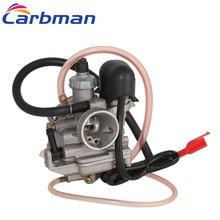 Carbman rendimiento carburador para AF32 honda 50cc bicicleta de bolsillo Mini Moto suciedad ATV Quad