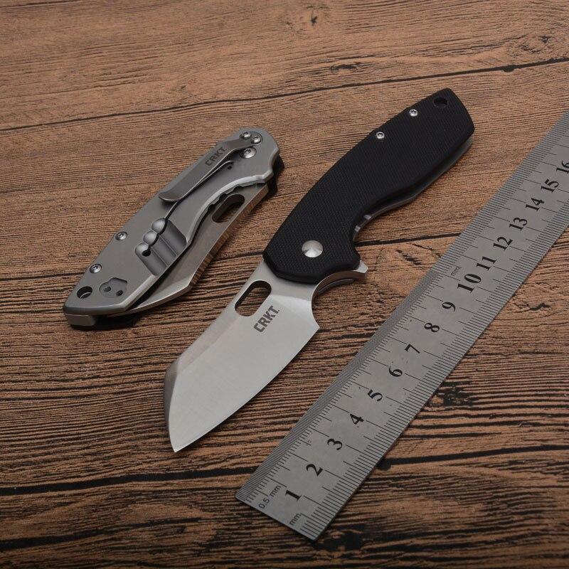 5315 faca de bolso dobrável 8cr13mov lâmina todo o aço + g10 lidar com sobrevivência ao ar livre tático acampamento caça edc ferramentas manuais