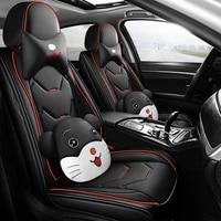 frontrear car seat cover for honda cr v 2008 crv 2007 2020 2020 element fit hr v crv 2019 insight jazz pilot