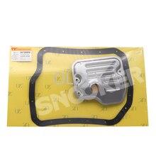 U250E U151E коробка передач фильтр + Масляный коврик для Toyota Highlander 3,5 для Sienna 3,3 Для Lexus RX330 ES240 для Camry 2,4