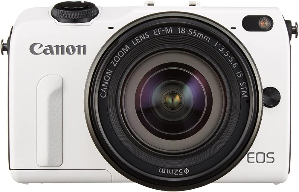 USED Canon EOS M2 18.0MP mirrorless Digital Camera