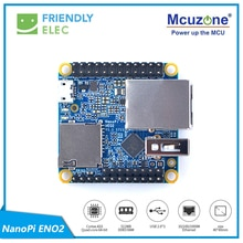 FriendlyELEC NanoPi NEO2 LTS 개발 보드는 Raspberry PI 40X40mm (512MB DDR3 RAM) ARM Cortex-A53 Allwinner H5