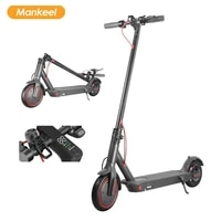 eu door to door ship no tax folding electric scooter 350w 8 5 inch tire bicycle kick scooter patinete el%c3%a9trico
