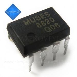 1pcs/lot MUSES8820 MUSES 8820 DIP-8 In Stock