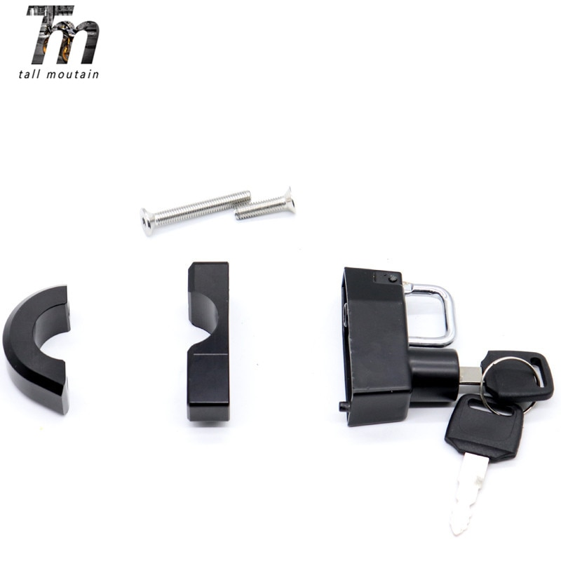 For Honda NC750 NC750S NC750X NC700 S/X NC700S NC700X Motorcycle Accessories Anti-theft Helmet Lock Security