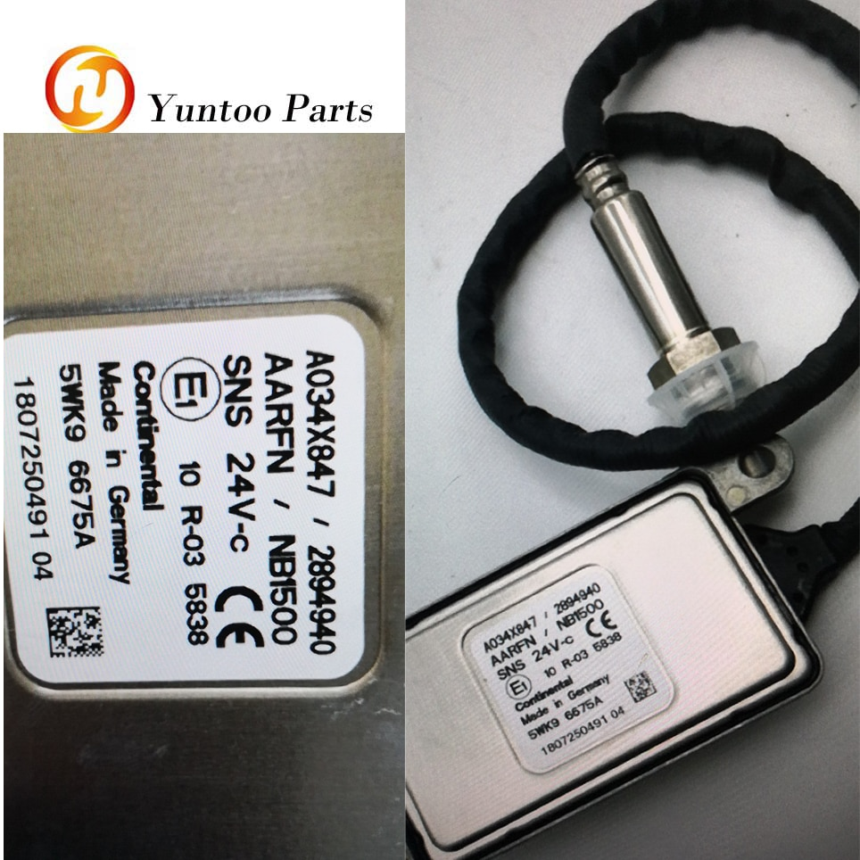 Sensor adblue de bomba Urea para autobús