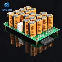 hp 8 18pcs 35v version array capacitor filter board crc rectifier filter for pass a3 hood jlh2003 class a amplifier board