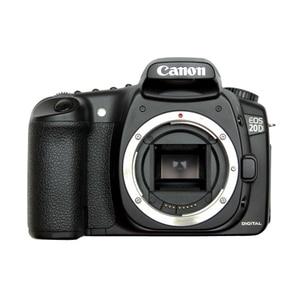 Бывшая в употреблении цифровая зеркальная камера Canon EOS 20D (только корпус) (старая модель) 90% Новинка
