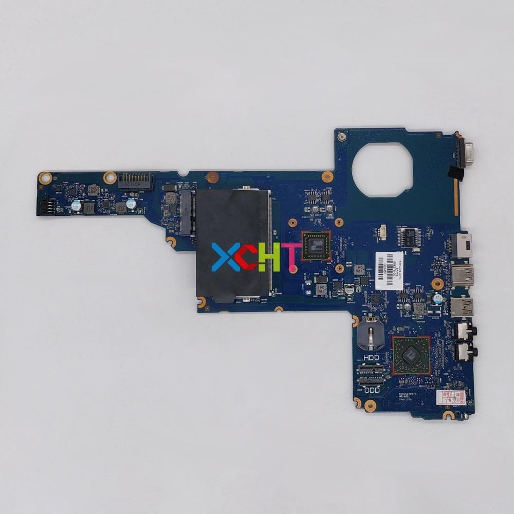 ل HP 1000 2000 2000Z سلسلة 688278-001 688278-501 6050A2498701-MB-A02 E1-1200 وحدة المعالجة المركزية اللوحة الأم اختبار والعمل المثالي