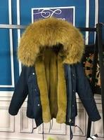 fashion big cllar mini coat loose design long sleeve street wear