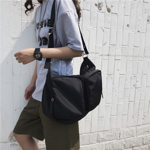 Brand Capacity Women Messenger Shoulder Bag Nylon Women crossbody Travel Bags Handbags Casual Tote Female Sac A Main