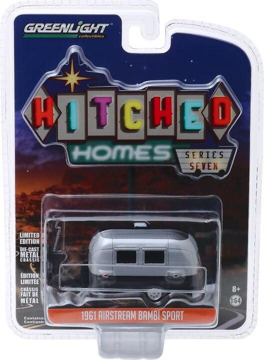 GreenLight 164 1961 Luftstrom Bambi Sport Legierung Metall Diecast Autos Modell Spielzeug Fahrzeuge Für Kinder Junge Spielzeug geschenk
