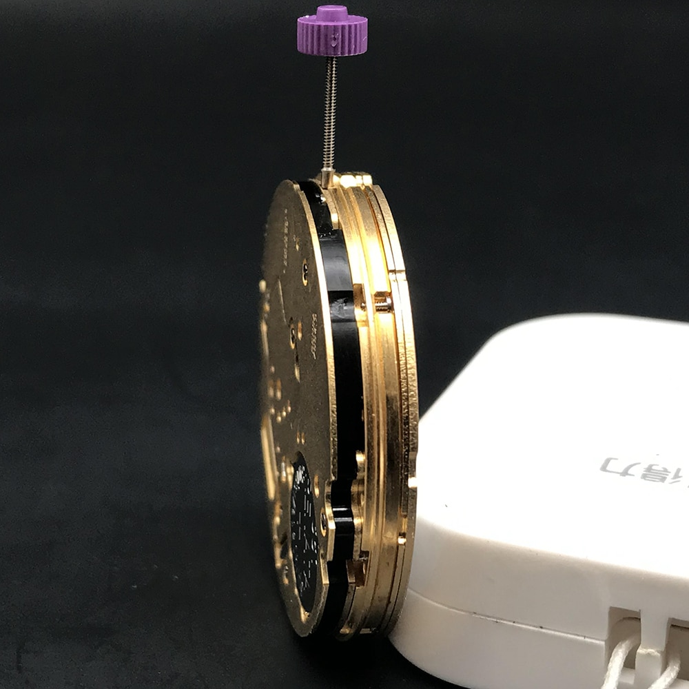 Ronda 7004P/7004.P Golden Plated Functional Watch Parts Top Quality Quartz Movement For Luxury Brand Watches 2021 enlarge