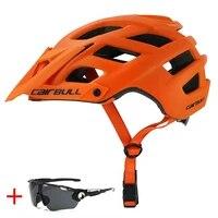 cairbull cycling helmet trail xc mountain bicycle helmet in mold off road mtb bike helmet casco ciclismo men women road helmet