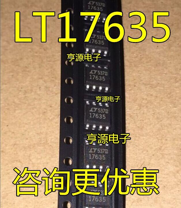 5 uds., LT1763CS8-5, LT17635, 17635, nuevo y original