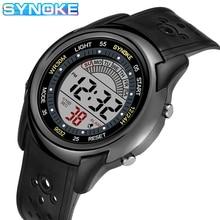 Children's Digital Watches Student Electronic Clock Men Simple Multi-Function Luminous Waterproof Ki