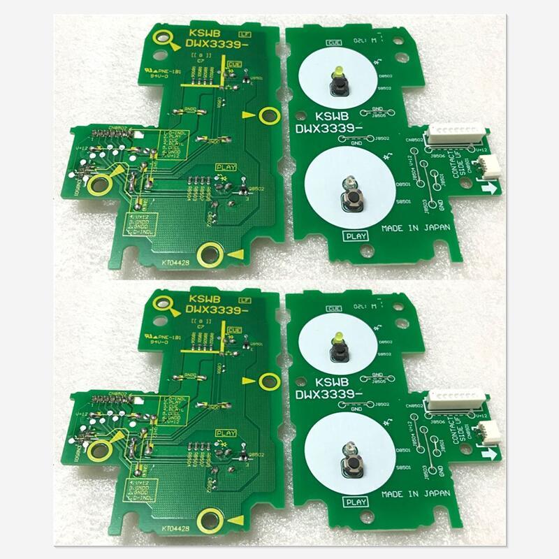 4pcs CDJ-2000NEXUS Play / Cue PCB Assy for PIONEER DWX3339 DWX 3339 JAPAN Made