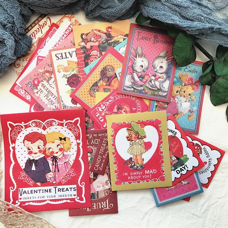 Pegatinas de muñecas rosadas de 35 Uds DIY álbum de recortes diario artesanías proyecto decorativo teléfono móvil sello para etiquetas pegatinas de regalo