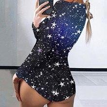 Crop Top Button Short Romper Pajamas Women Jumpsuit Overalls Women Bodysuit Long Sleeve Deep V Neck