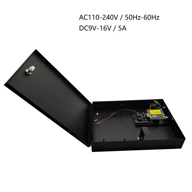 Wide Voltage Space - Power 260V Supply Backup Access Battery 90V Build-in