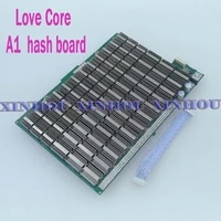 used btc bch miner love core a1 hash board sha256 asic bitcoin miner replace for bad love core a1 part