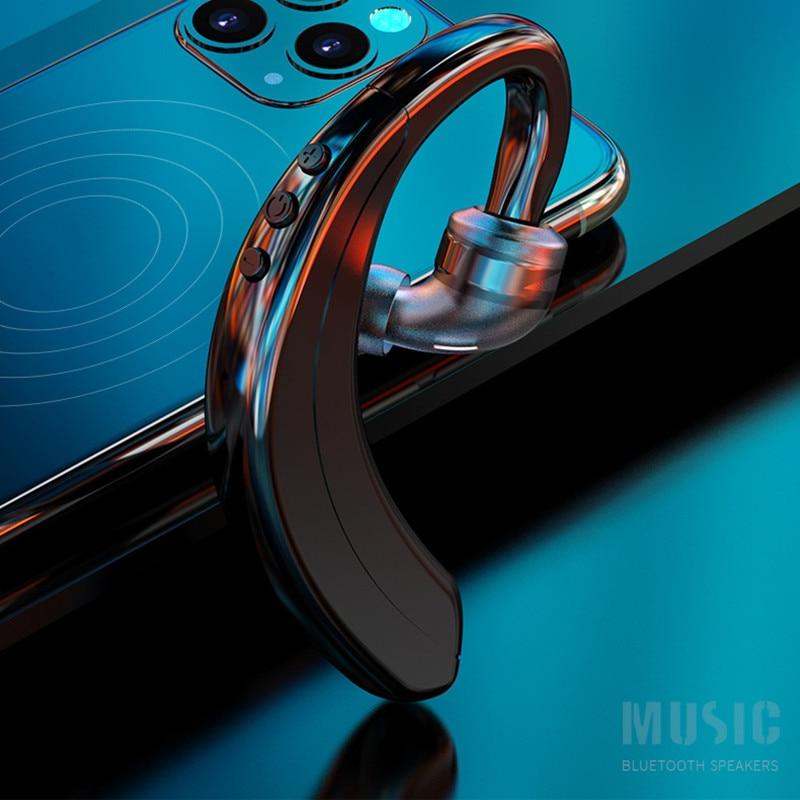 Auriculares inalámbricos m2 con Bluetooth y gancho para manos libres con micrófono estéreo pk i9s i12 i900 Tws para iPhone Samsung xiaomi