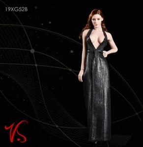 In Stock VSTOYS 1:6 19XG52 Goddess Evening Dress Doll Evening Dress Skirt 12 Inch Woman doll/doll Available