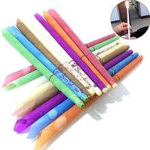 10Pcs/set Ear Candles Healthy Care Ear Treatment Ear Wax Removal Cleaner Ear Coning Treatment Indian