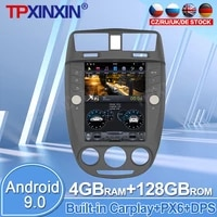 4128g android 9 0 for buick excelle 2008 2015 px6 isp touch screen hd car radio car multimedia player gps navigation system dsp