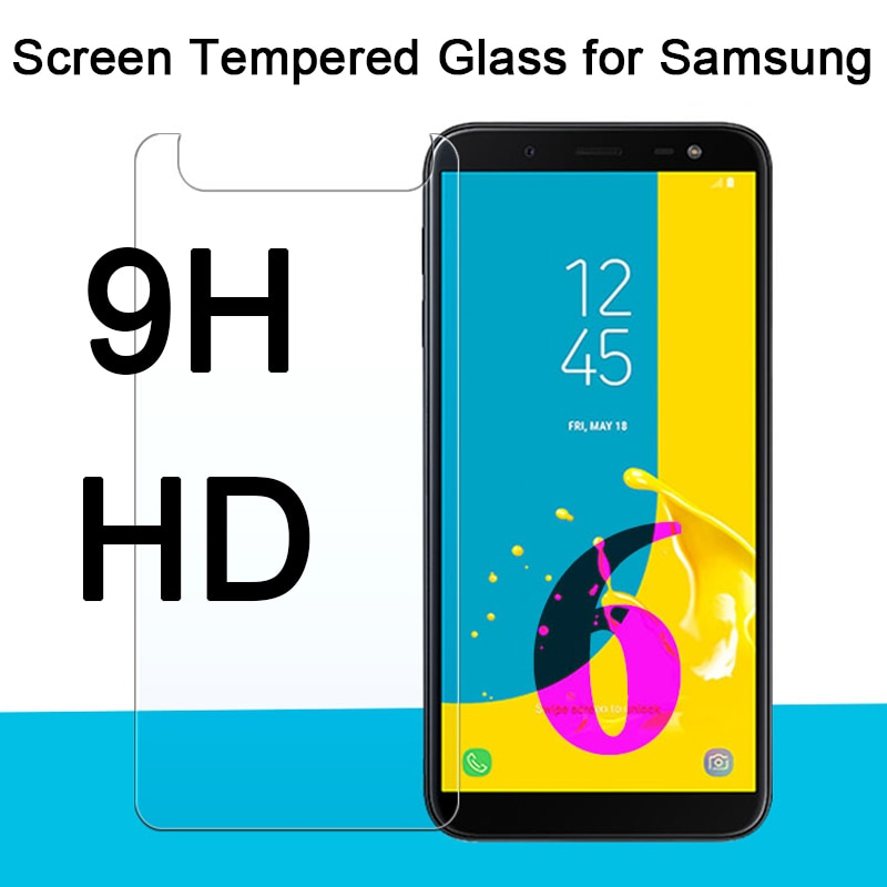 Vidrio Protector templado 9H HD para Samsung J7 2017 J5 2016 J3 2015, Protector de pantalla para Galaxy Grand Prime Plus