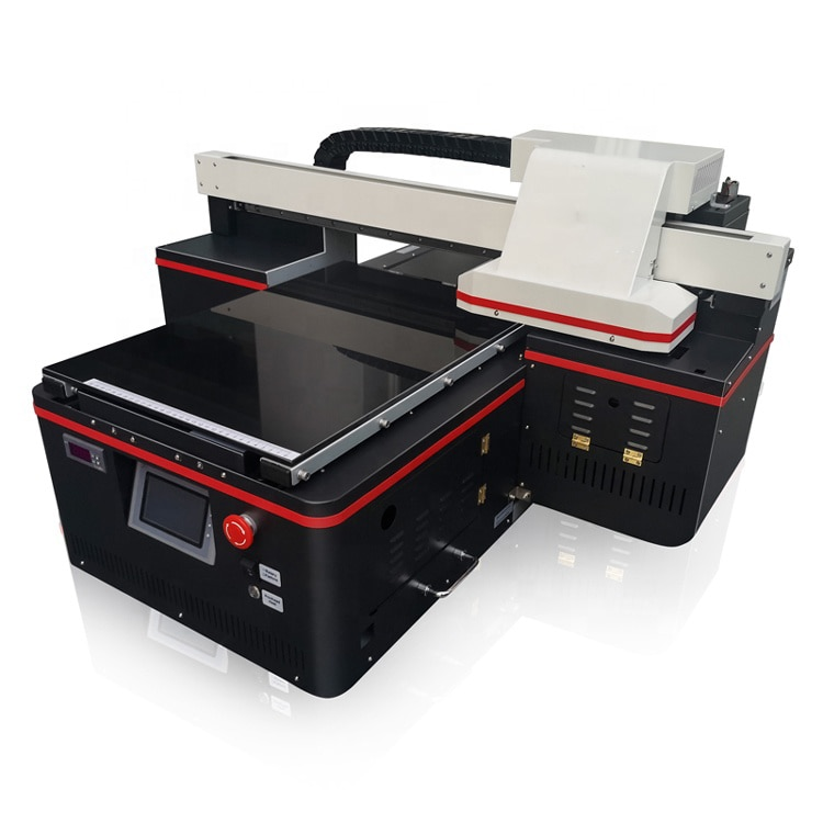 RB-4030  UV flatbed printer