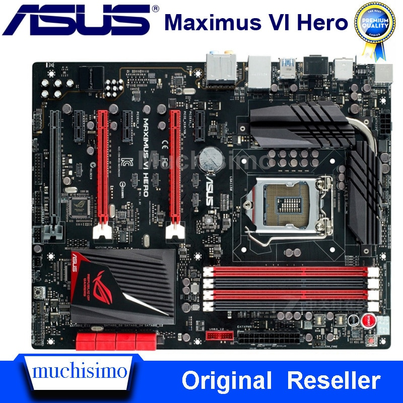 Asus-placa base LGA 1150 DDR3, procesador Intel Z87 1150 PCI-E 3,0, Core...