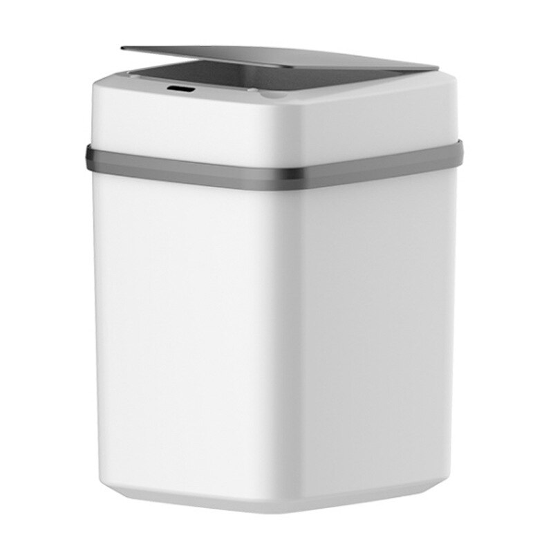 Konco-سلة مهملات الاستشعار الأوتوماتيكية ، صندوق قمامة ذكي غير ملامس ، سلة مهملات المطبخ وغرفة النوم ، صندوق قمامة صديق للبيئة