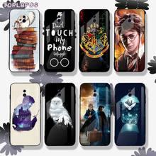 Toplbpcs Harries Potter Gehard Glas Telefoon Case Voor Xiaomi 6 8 Se MIX2S Note3 Redmi 4X 5Plus 6 6A note4 5 6 7pro