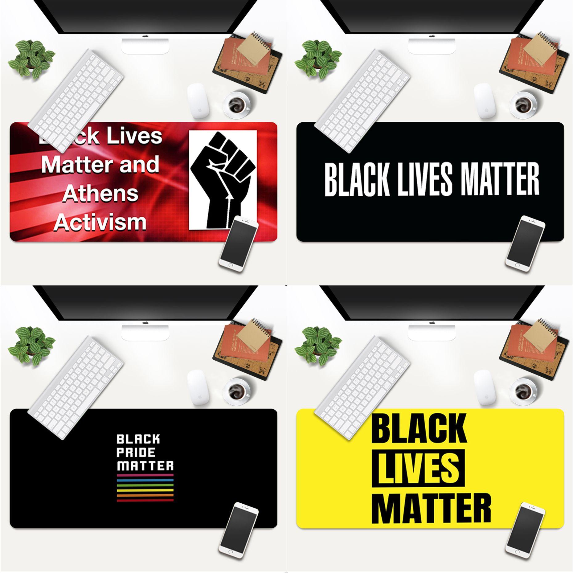 MaiYaCa Cool New Black Lives Matter gamer play mats Mousepad Gaming Mouse Pad Large Deak Mat 700x300mm for overwatch/cs go maiyaca 2018 new persian rugs mouse pad gamer play mats size for 180x220x2mm and 250x290x2mm small mousepad