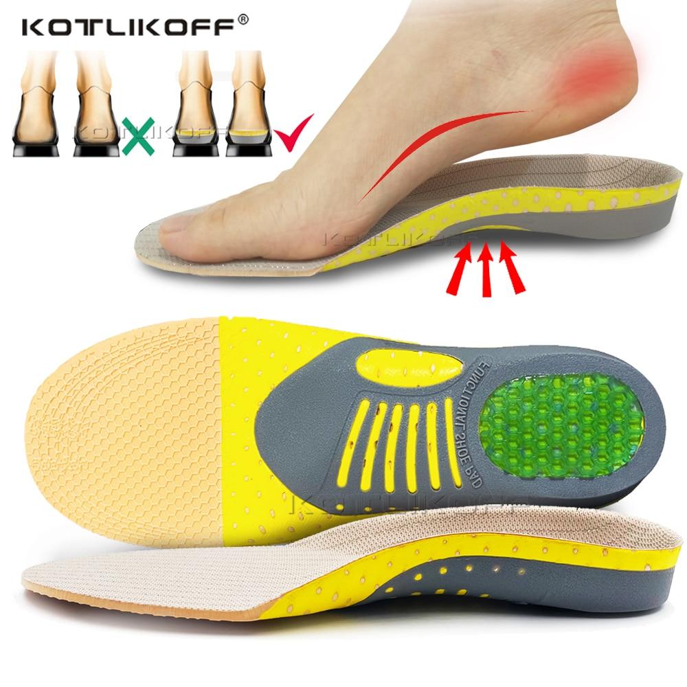 Ортопедические стельки, поддерживающие свод, ортопедические стельки, плоская подошва для здоровья, стельки для обуви, вставки для подошвен...