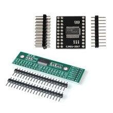 MCP23017 I2C Interface 16bit I/O Verlängerung Modul Pin Board IIC zu GIPO Konverter 25mA1 Stick Netzteil für arduino und C51